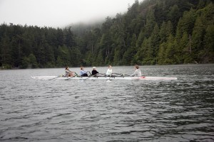 Beginning class on Cascade Lake 2011