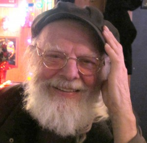Jim Ekberg, as pictured in December 2012.