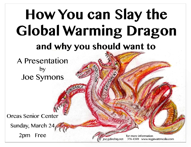 The Global Warming Dragon