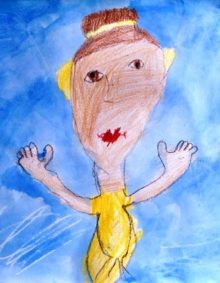 See budding Picassos and Van Goghs at the Orcas Student Art Show